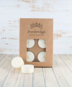 Fresh Linen Tea Lights