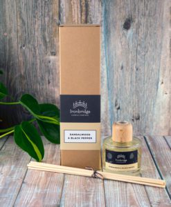 Sandalwood Black Pepper Reed Diffuser