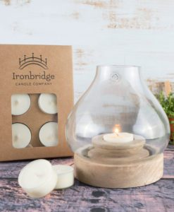 Sandalwood & Black Pepper Tea Lights