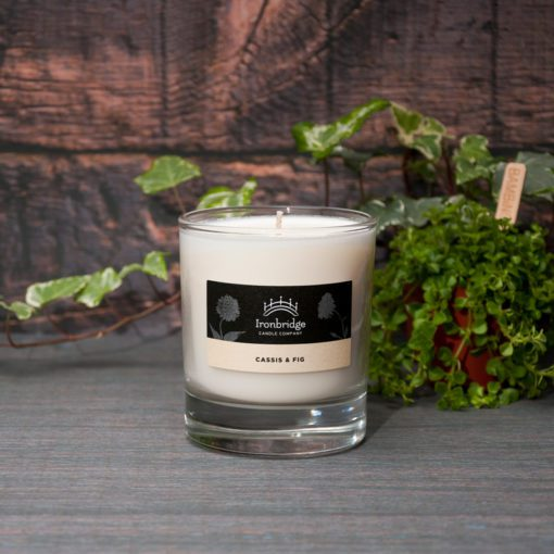 Cassis and Fig Scented Candle