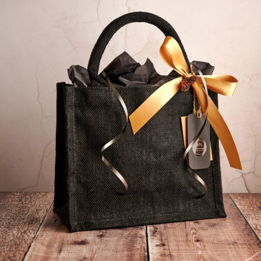 Westford Mill Jute Bag - Black