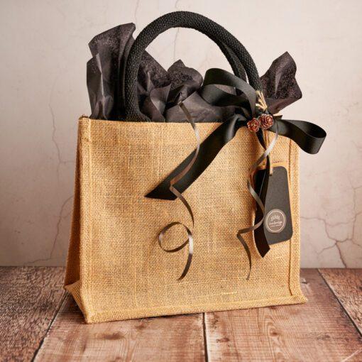 Westford Mill Jute Bag - Natural
