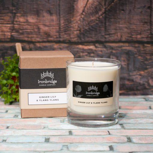 Ginger Lily & Ylang-Ylang Candle