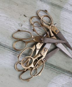 Sandia Brass Scissors