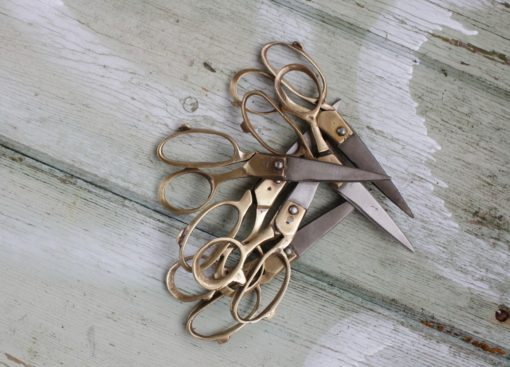 Sandia Brass Scissors