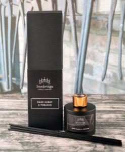 Dark Honey & Tobacco Reed Diffuser