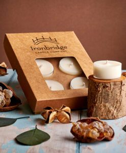 Frankincense & Myrrh Tea Lights (Pack of 6)