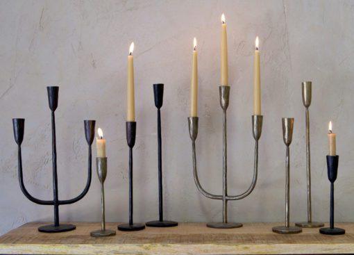 Mbata Brass Candlestick Range