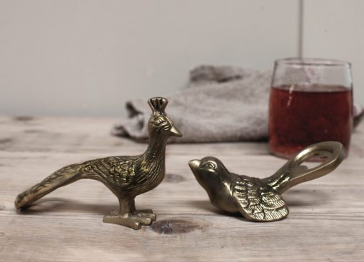 Beku Short Tailed Bird Bottle Opener