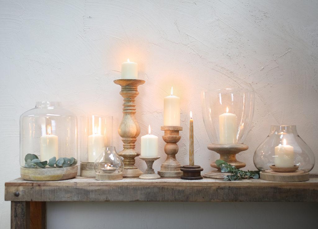 Eluru Glass Lantern Range