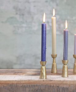 Jahi Brass Candlestick