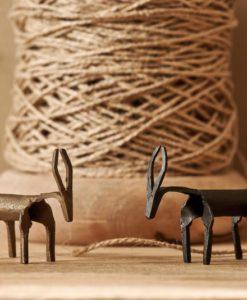 Basanti Brass Deer