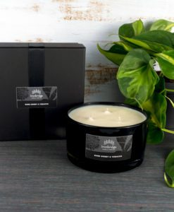 Dark Honey & Tobacco 3-Wick Candle