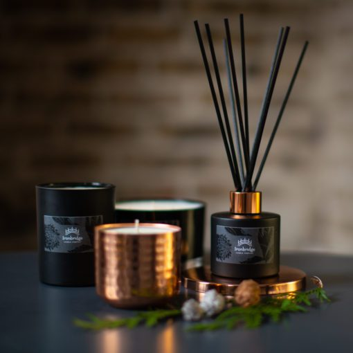 Dark Honey & Tobacco Range - Winter