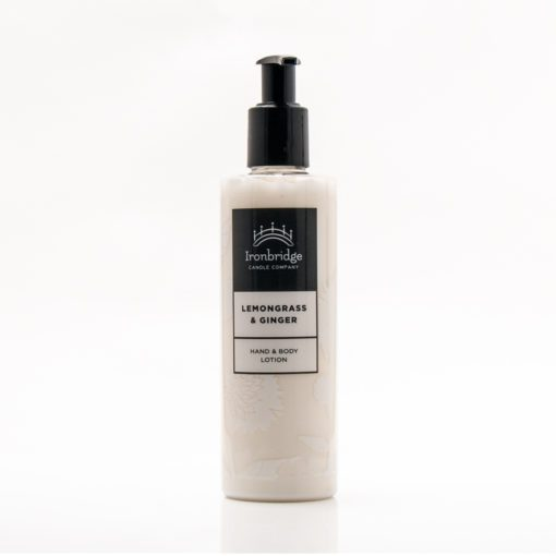 Lemongrass & Ginger Hand & Body Lotion