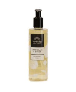 Lemongrass & Ginger Liquid Hand Wash