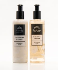 Lemongrass & Ginger Hand Wash and Lotion
