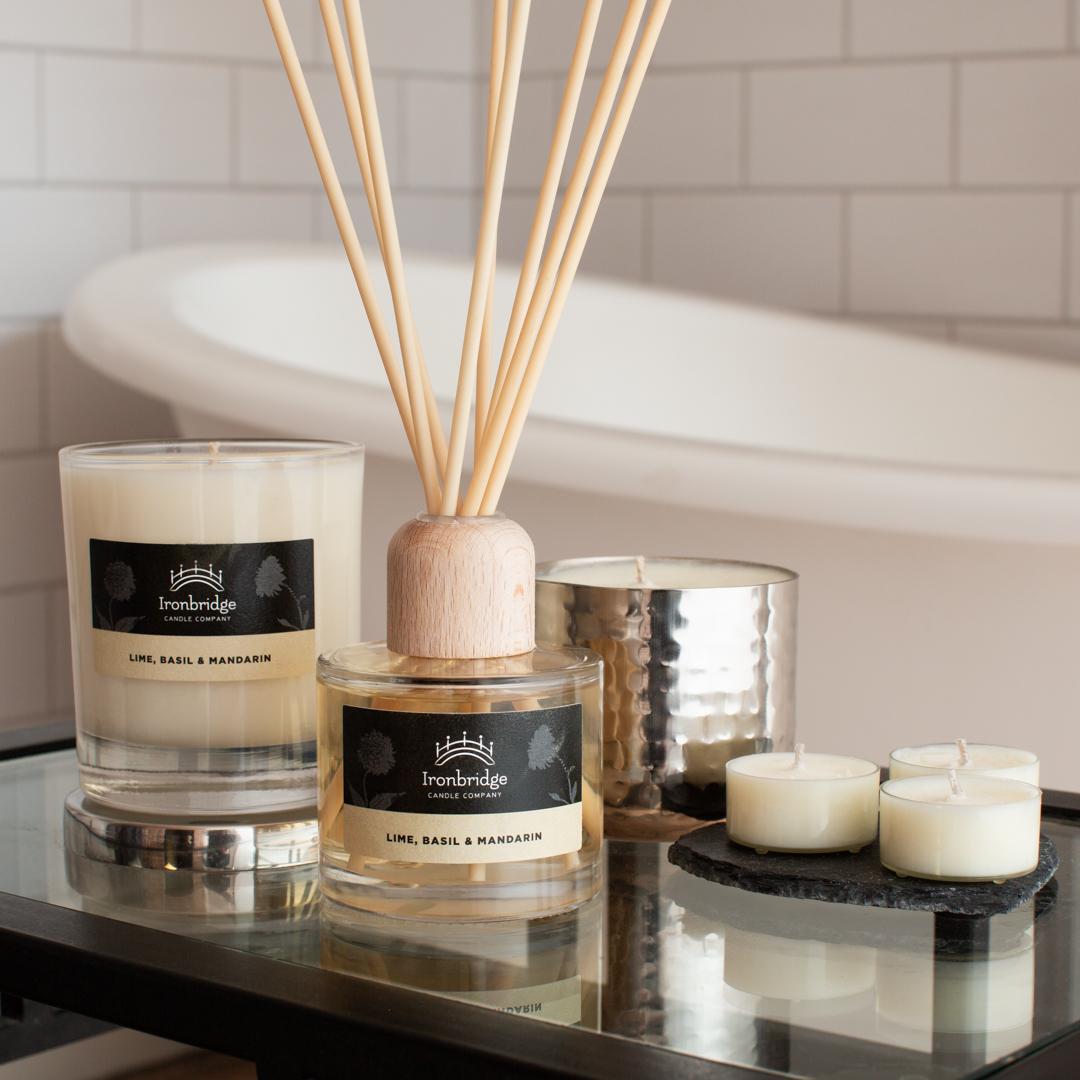 Home | Ironbridge Candle Company