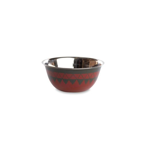 Satara Hand Painted Bowl - Mulberry