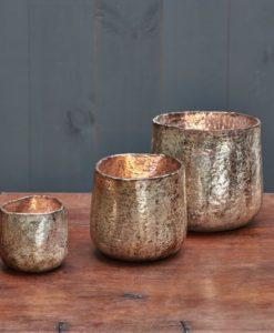 Aban Rustic Tea Light Collection