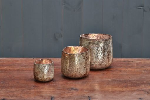 Aban Rustic Tea Light Collection