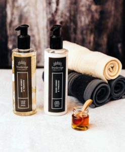 Dark Honey & Tobacco Liquid Hand Wash