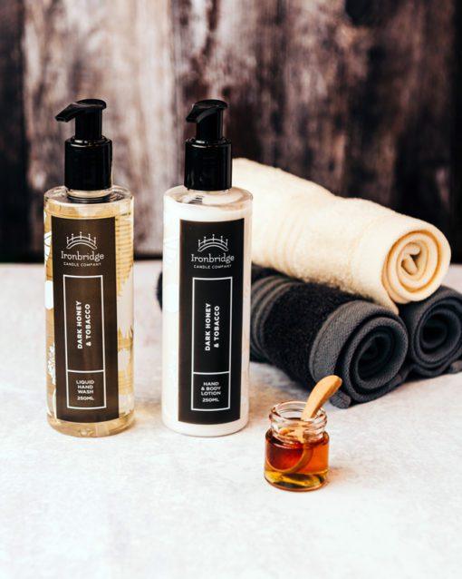 Dark Honey & Tobacco Liquid Hand Wash