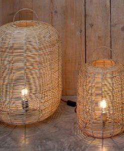 Noko Wicker Lamp