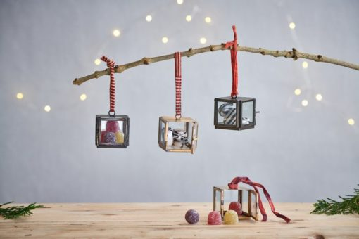 Tiny Kiko Box Decorations