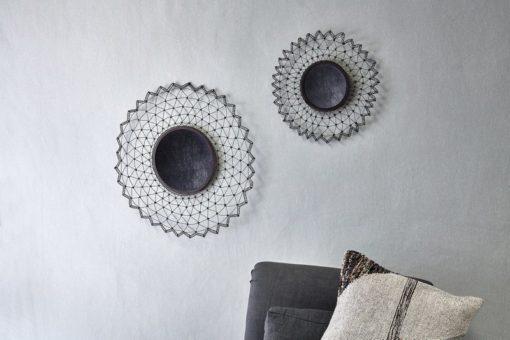 Arna Wire Mirror
