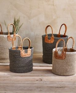 Indra Coil Basket Collection