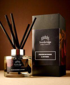 Frankincense & Myrrh Reed Diffuser - 165ml