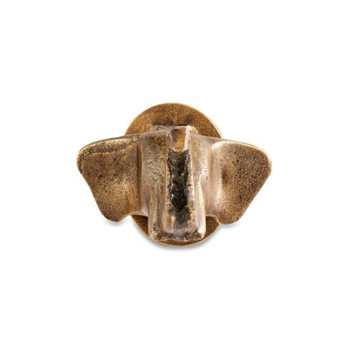 Elephant Hook - Antique Brass