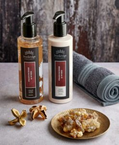 Frankincense & Myrrh Hand & Body Lotion