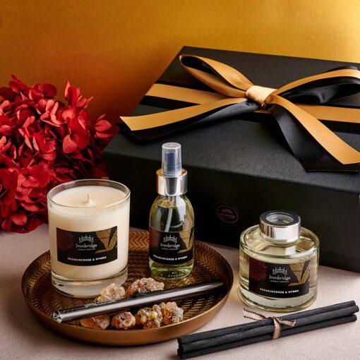 Frankincense & Myrrh Luxury Gift Set