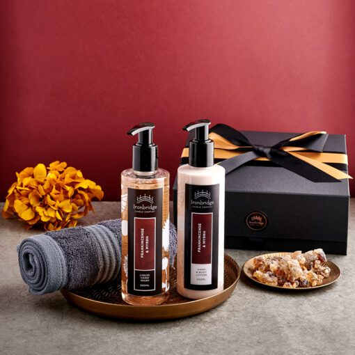 Frankincense & Myrrh Luxury Gift Set (Wilkinson Collection)