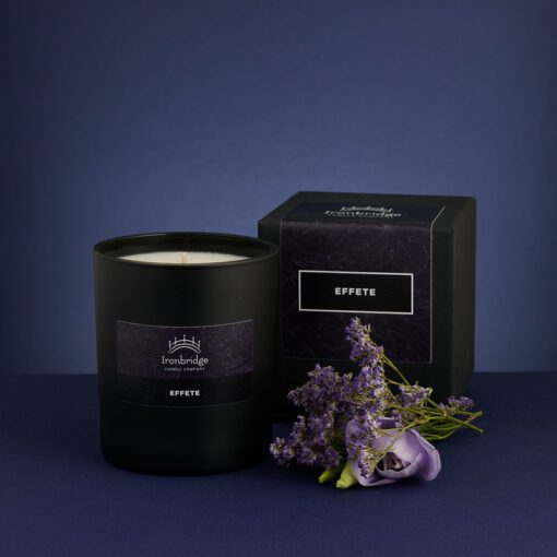 Effete Luxury Scented Candle