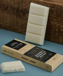 Fresh Linen Wax Melt Snap bar