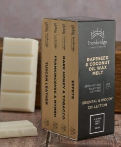 Oriental & Woody Wax Melt Collection