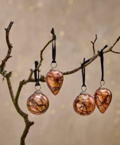 Jalshara Baubles - Antique Copper (Set of 4)