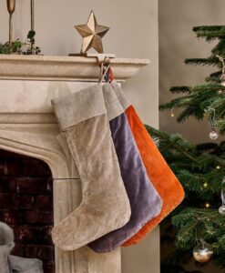 Karru Cotton Velvet Stocking